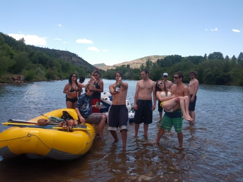 Paradise Island On The Animas River Townrun